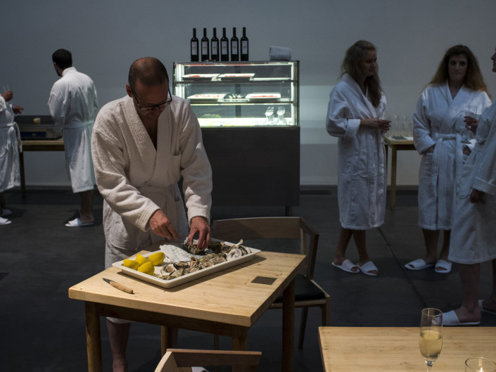 Naked Lunch – The Dark Room Enlightened, 2012