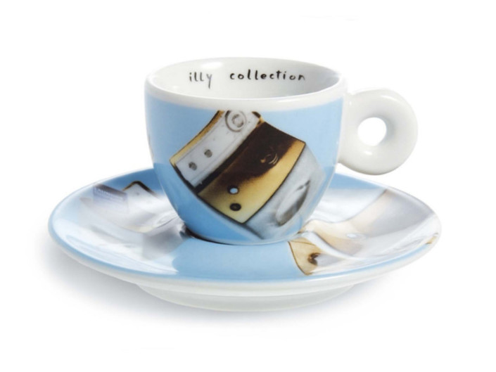 International Flight – Illy Collection, 2002